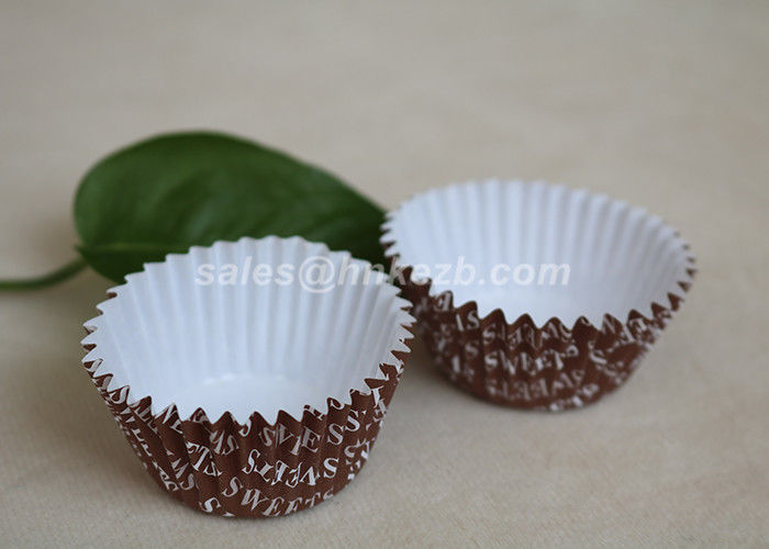 Paper Personalized Custom Printed Ice Cream Cups For Dessert / Cake
